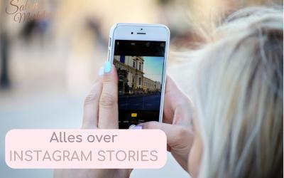 Alles over Instagram Stories