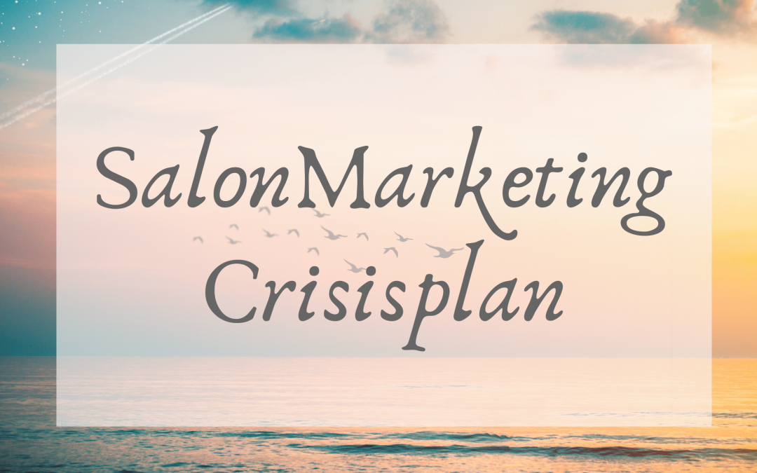 SalonMarketing Crisisplan